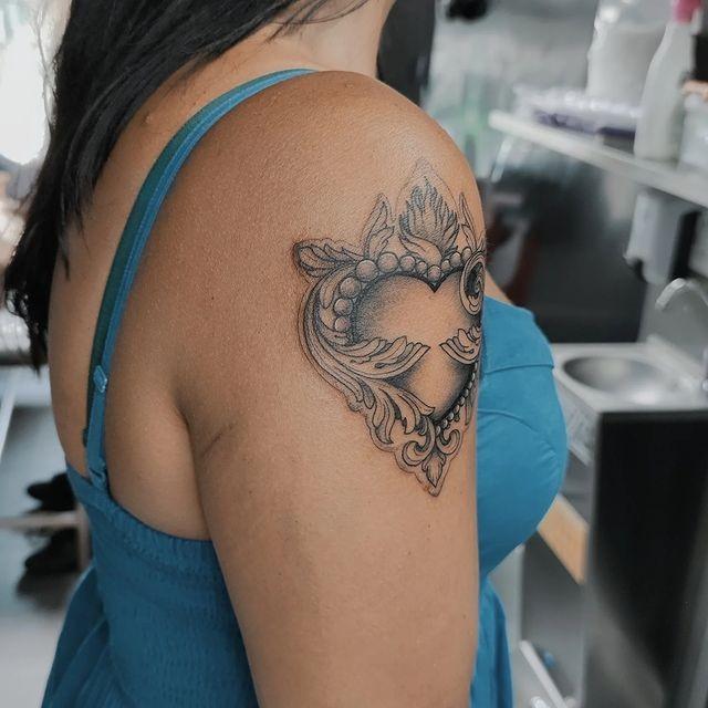 Colin Caféink galerie de tatouage le havre 76600