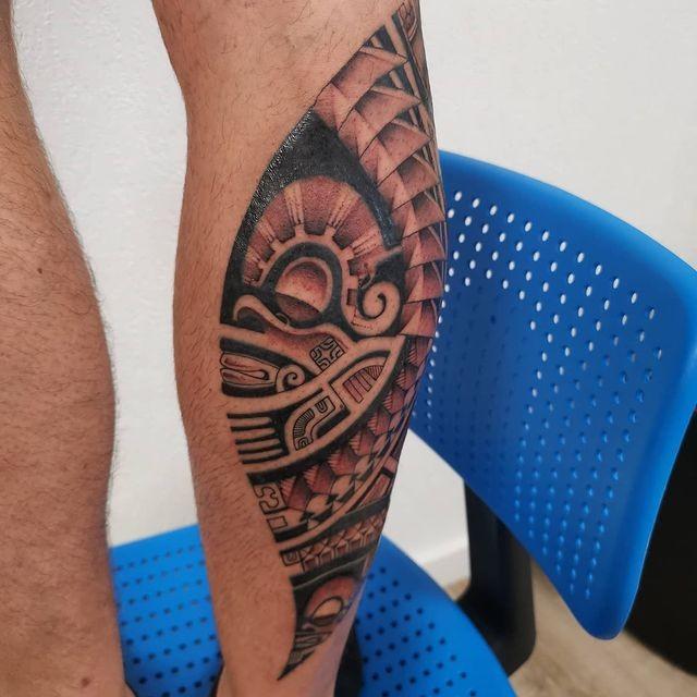 Galerie tatouage Kau Moe CafeInk Le Havre 76600