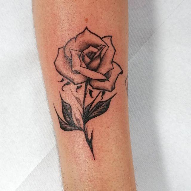 Jennifer Cafeink galerie de tatouage le havre 76600
