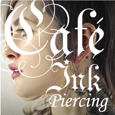 Logo piercing