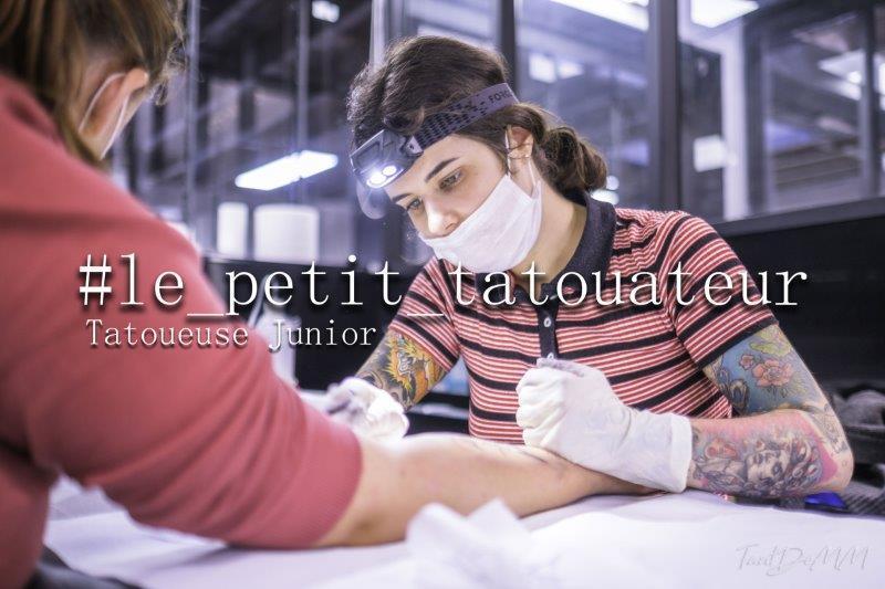 Petit tatouateur
